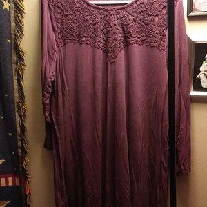 Super soft knit top